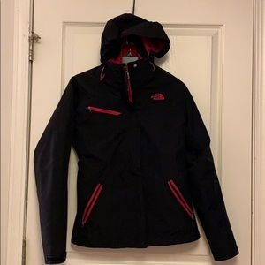 The North Face HyVent 2 layer Jacket